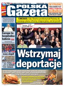 okladka pg 26-27 listopada 2014