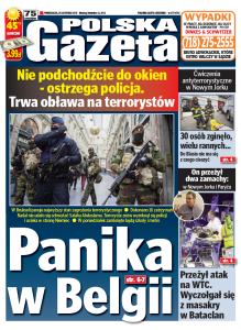okladka pg 23 listopada 2015